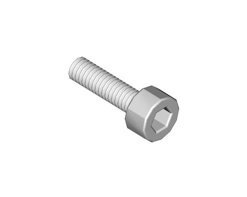Mikado Socket head cap screw M3x10