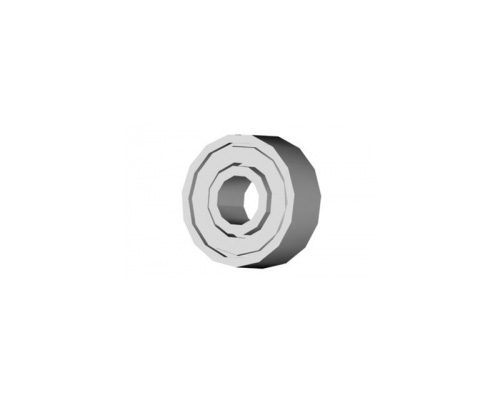 Mikado Ball bearing 4x8x3