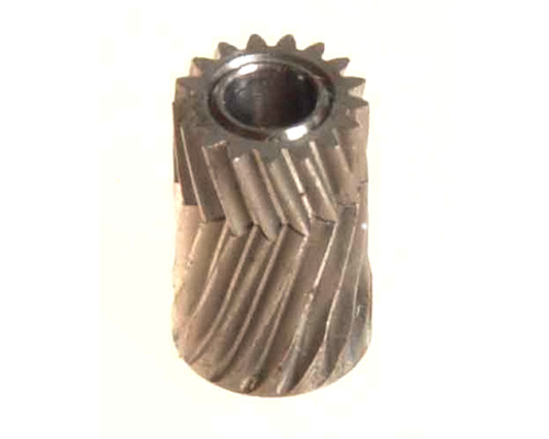 Mikado Pinion for herringbone gear 17 teeth, M0.5