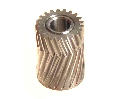 Mikado Pinion for herringbone gear 20 teeth, M0.5