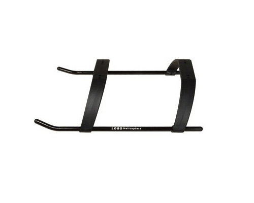 Mikado Landing struts low profile LOGO 500 black