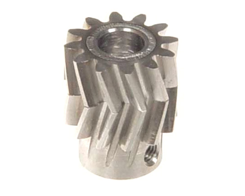 Mikado Pinion for herringbone gear 12teeth, M1, dia.6mm