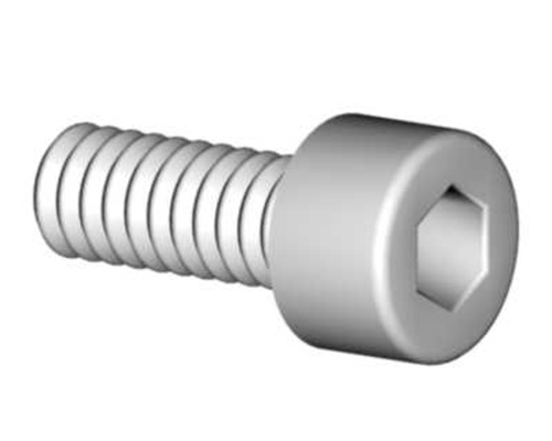 Mikado Socket Head Cap Screw M6x12
