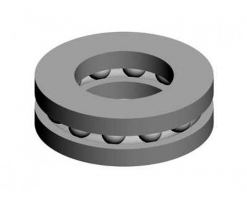 Mikado Thrust bearing 6x14x5
