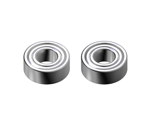 Mikado Ball Bearing 5x10x4