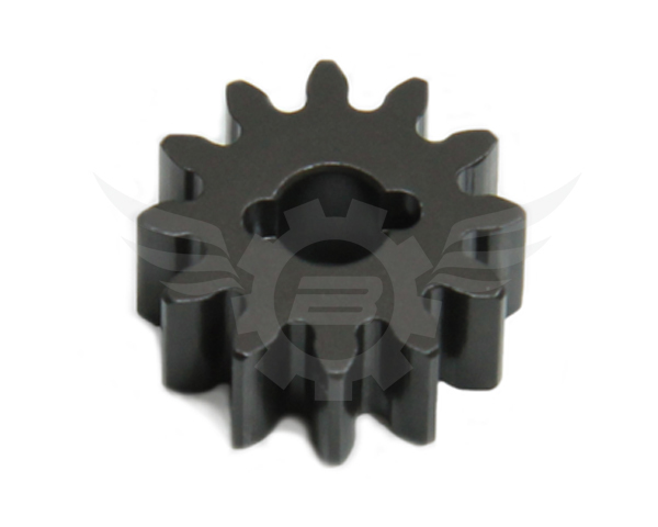 Synergy 12T Spur Gear - Hard Coated for E6/E7