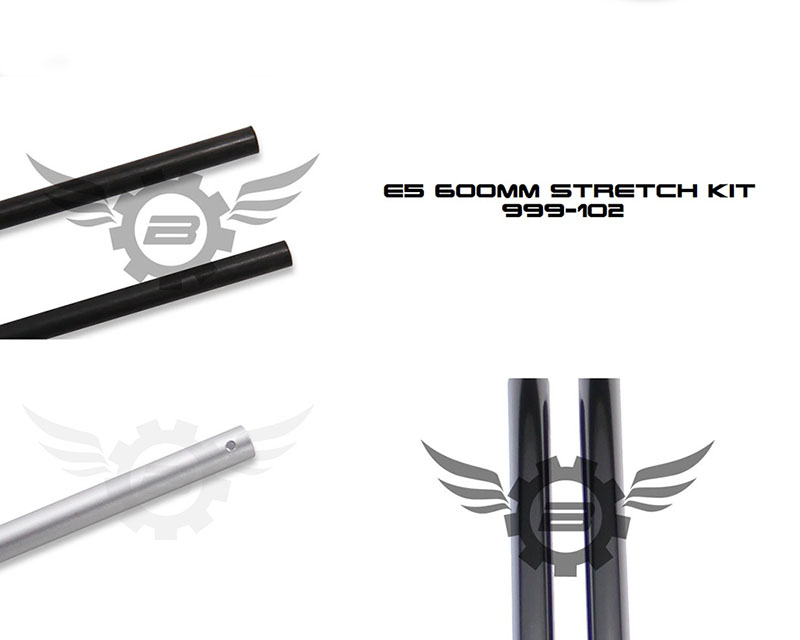Synergy 600mm Stretch Kit for E5s
