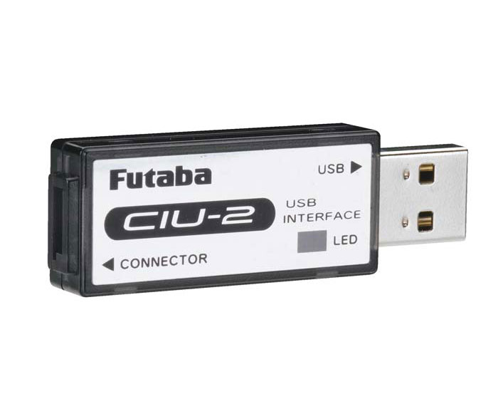 Futuba CIU-2 PC Interface