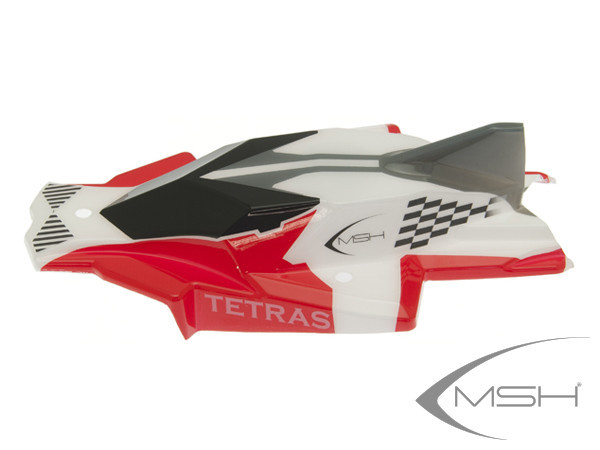 MSH Canopy - Tetras 280 Red