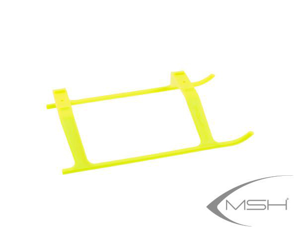 MSH Gorilla Landing Gear Yellow for Protos 380