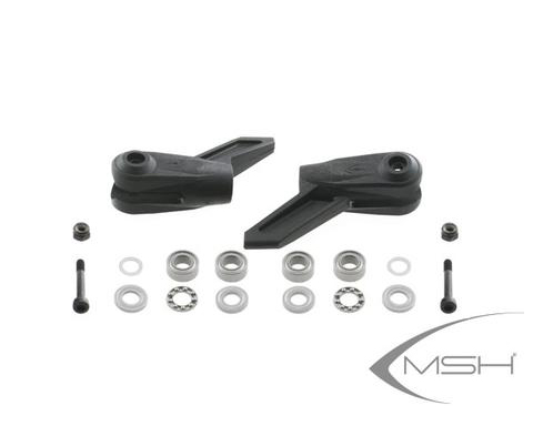 MSH Main Blade Holder Set for Protos 380