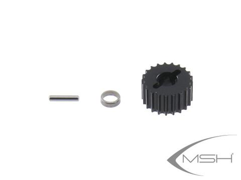MSH Speed Up Tail Pulley for Protos 380