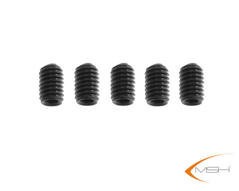 MSH M3x5 Socket Set Screw for Protos 380