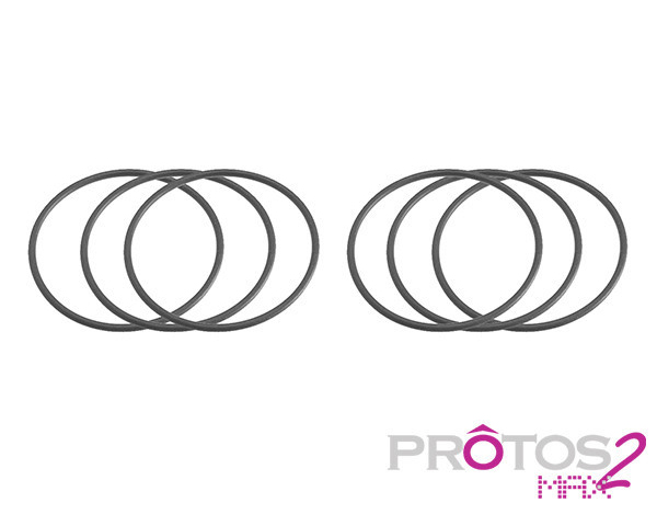 MSH Battery O Ring Set for Protos Max V2