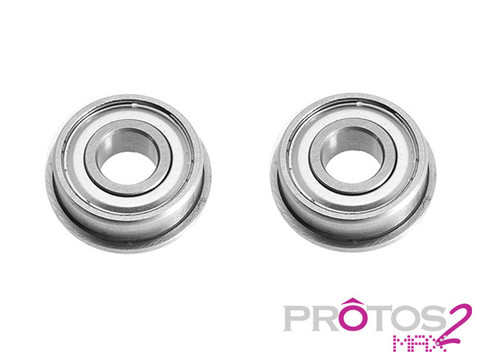 MSH Ball Bearing 6x15x5 Flanged (2x) for Protos Max V2