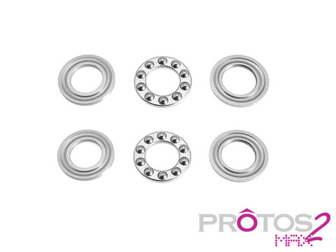 MSH Thrust Bearing 5x10x4 for Protos Max V2
