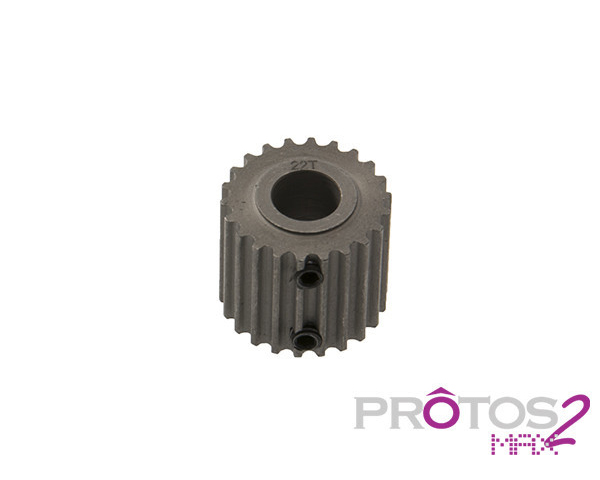 MSH Pinion 22T for Protos Max V2