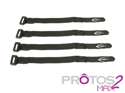 MSH Velcro Straps (No Slip High Strength) for Protos Max V2