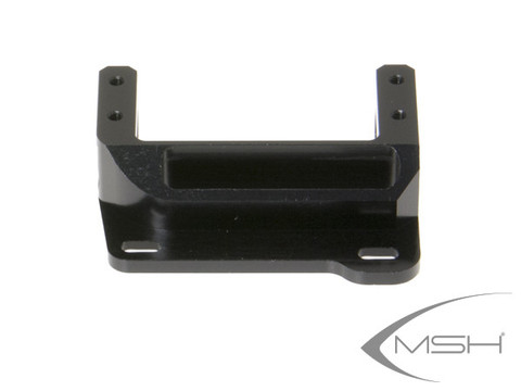 MSH Tail Servo Support for Protos Max Evoluzione V2
