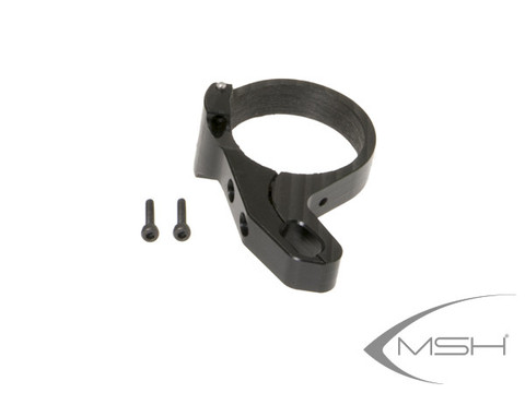 MSH Tail Control Rod Support for Protos Max Evoluzione V2
