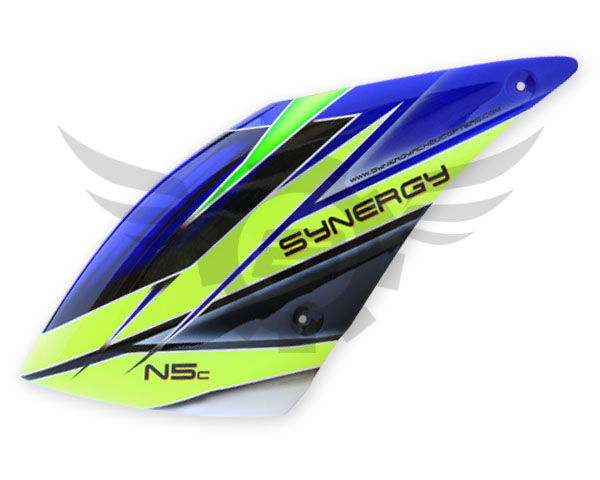 Synergy N5c Limited Edition Blue - Yellow Canopy
