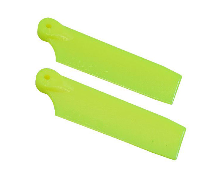 Oxy3 Tail Blade 47mm - Yellow