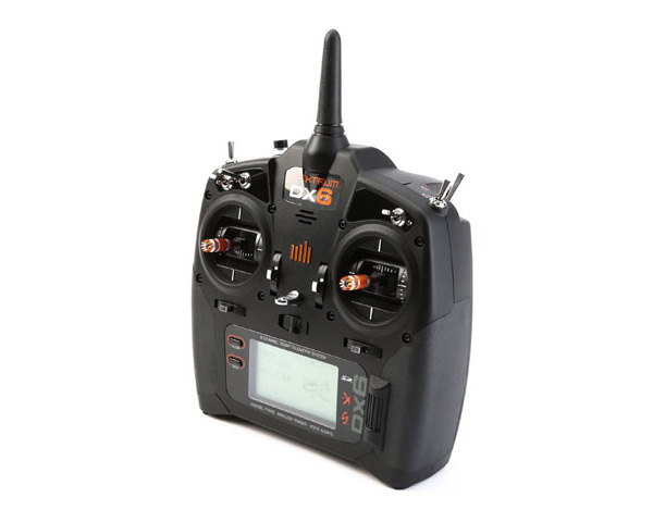Spektrum DX6 DSMX Transmitter Only MD2