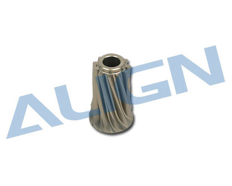 Align Motor Pinion Helical Gear 11T/M1 for T-REX 550E