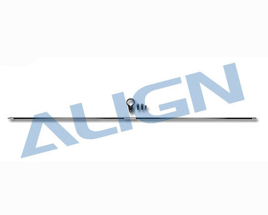 Align 700 Carbon Tail Control Rod Assembly