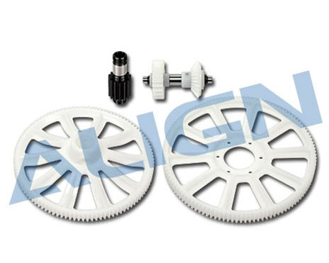 Align M1 Upgrade Gears Assembly Mod 1 Full Set T-REX 700N