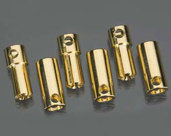 Castle Creations 5.5mm Bullet Connector