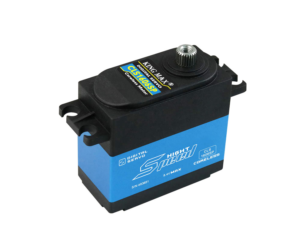 KingMax CLS1606SP Standard HV Metal Gear Cyclic Servo