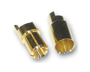 6mm Bullet Connector - 4 pairs