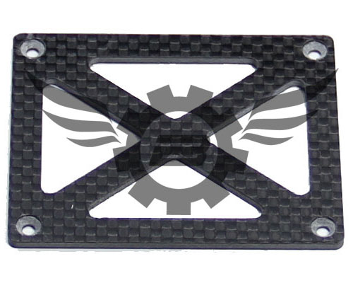 Synergy CF Lower Frame Brace for E6/E7