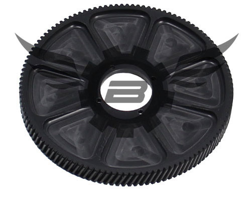 Synergy Helical Main Gear 116T for E6/E7