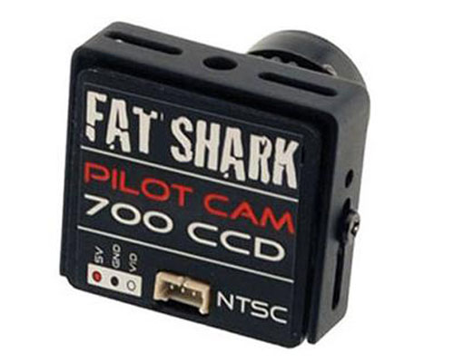 Fat Shark CCD 700TVL NTSC Camera