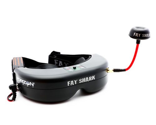 Fat Shark Teleporter V4 Video Headset