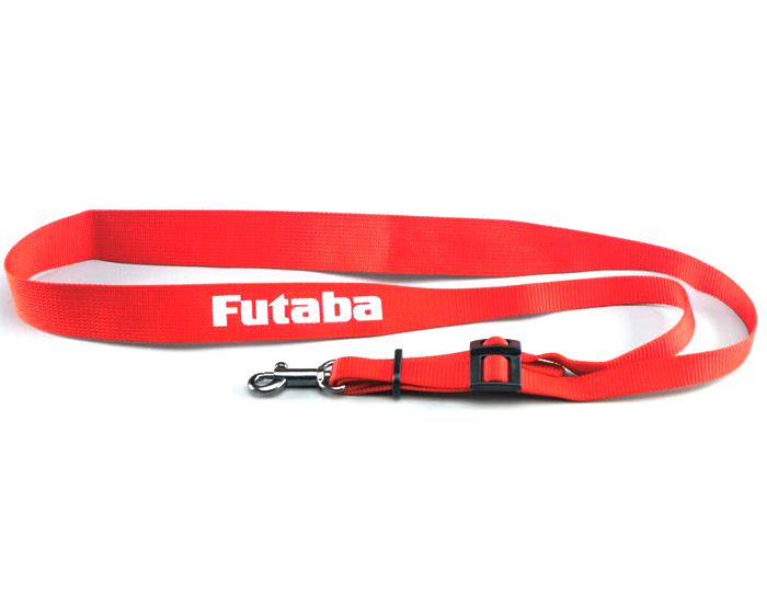 Futaba Neck Strap - Red