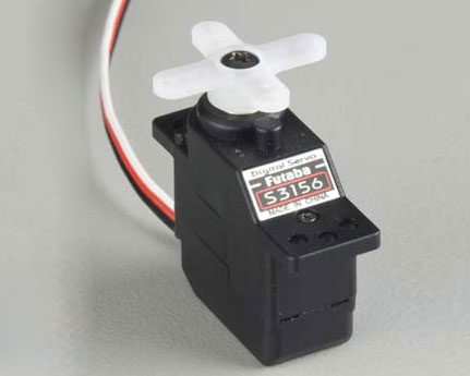 Futaba S3156 Micro Digital Metal Gear Servo