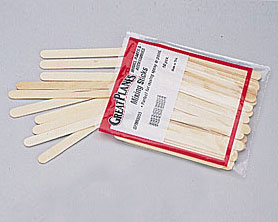 Great Planes Epoxy Mixing Sticks (50)
