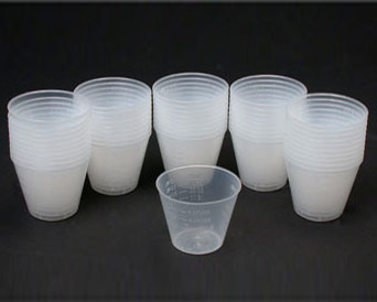 Great Planes Epoxy Mixing Cups (50)