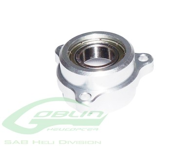 SAB Goblin Aluminum Main Shaft Bearing Support - Goblin 500