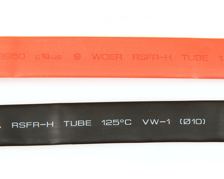 10mm heat shrink tubes