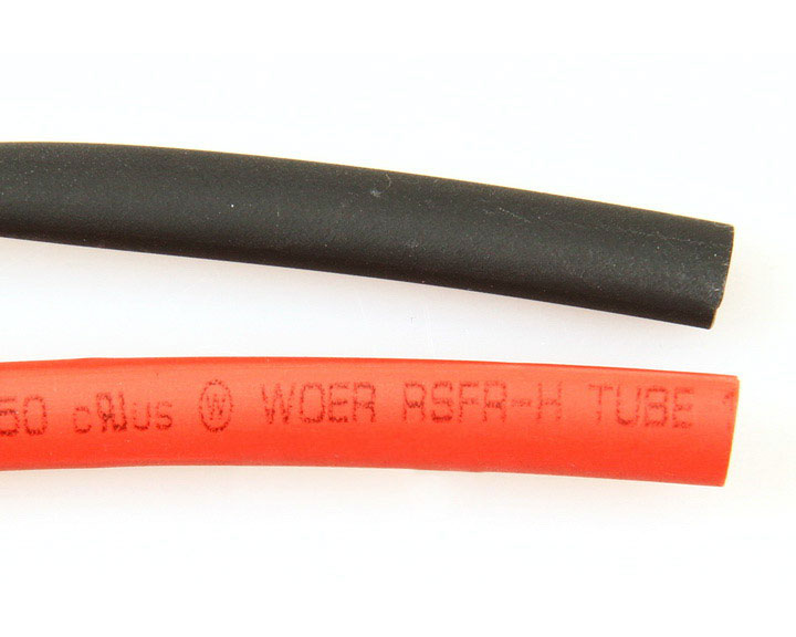 6mm heat shrink tubes