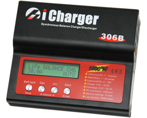 ICharger 306B 1000 Watt 6S Battery Charger
