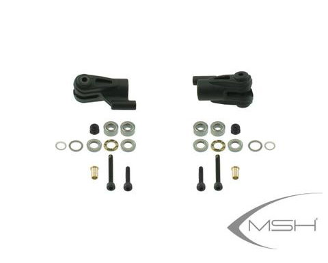 MSH Tail Blade Holder Set for Protos 380