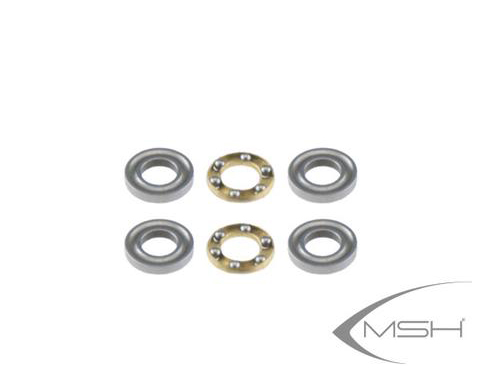 MSH Thrust Bearing 3x6x2.8 for Protos 380