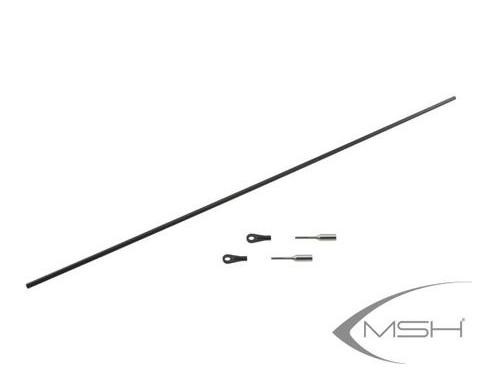 MSH Tail Control Rod Assembly for Protos 380