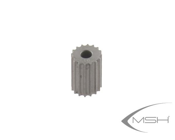MSH Pinion 3.5mm 16T for Protos 380