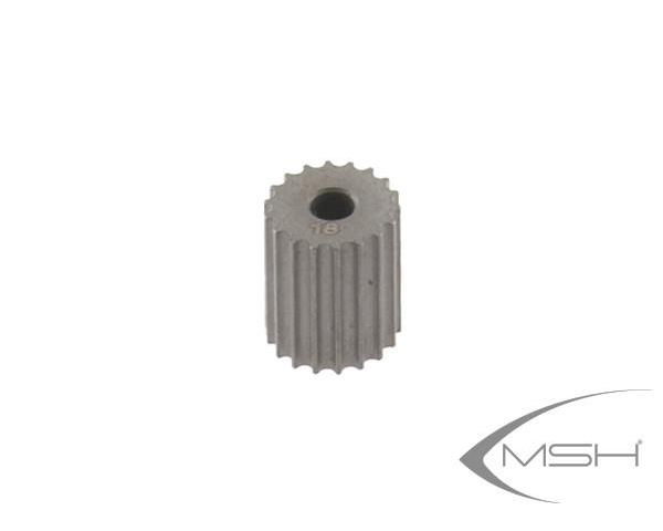 MSH Pinion 3.5mm 18T for Protos 380